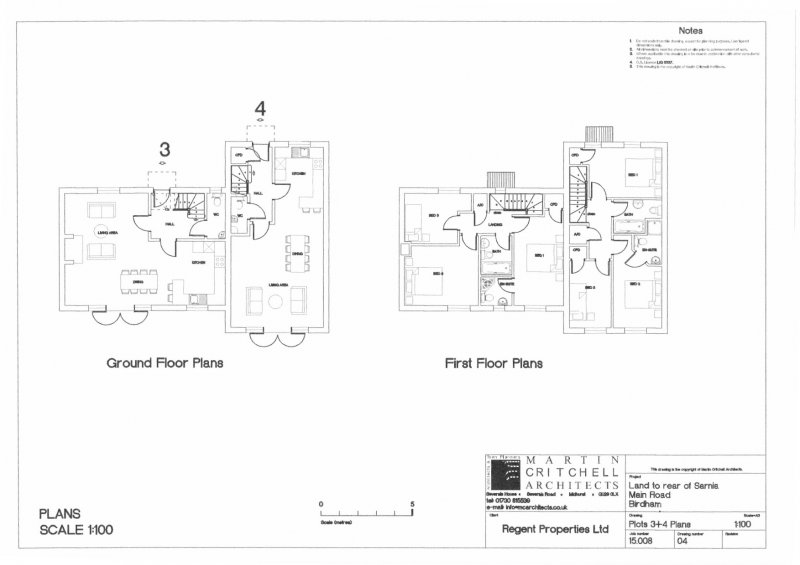 plots 3 and 4 floor plans